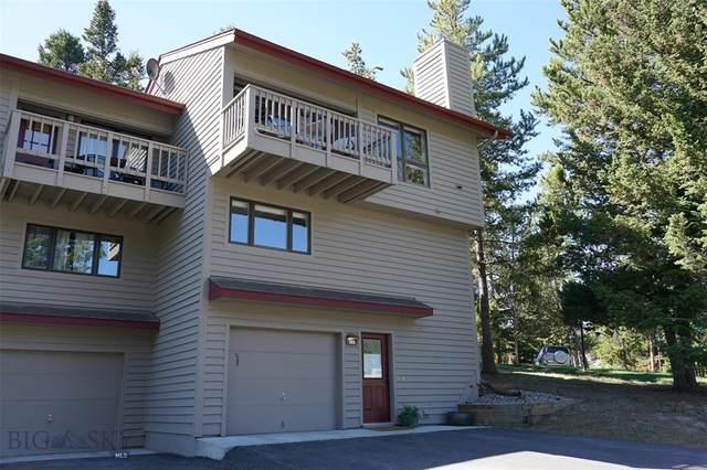 388 Sunburst Drive, Big Sky, MT 59716 (MLS #362720) :: Berkshire Hathaway HomeServices Montana Properties