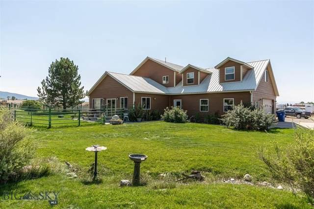 5550 Foster Lane, Belgrade, MT 59714 (MLS #362727) :: L&K Real Estate