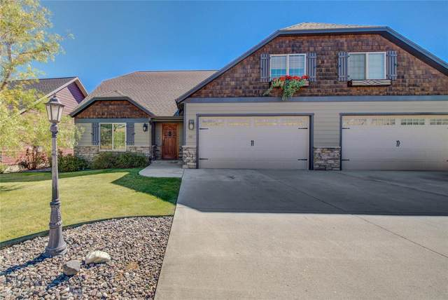 107 Molly Drive, Livingston, MT 59047 (MLS #362740) :: Berkshire Hathaway HomeServices Montana Properties