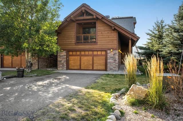 2148 Little Coyote Road #2148, Big Sky, MT 59716 (MLS #362753) :: Berkshire Hathaway HomeServices Montana Properties
