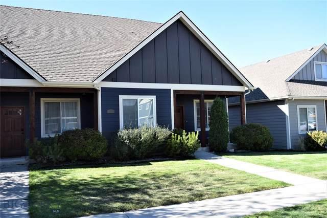 1141 Forestglen B, Bozeman, MT 59718 (MLS #362758) :: Montana Mountain Home, LLC