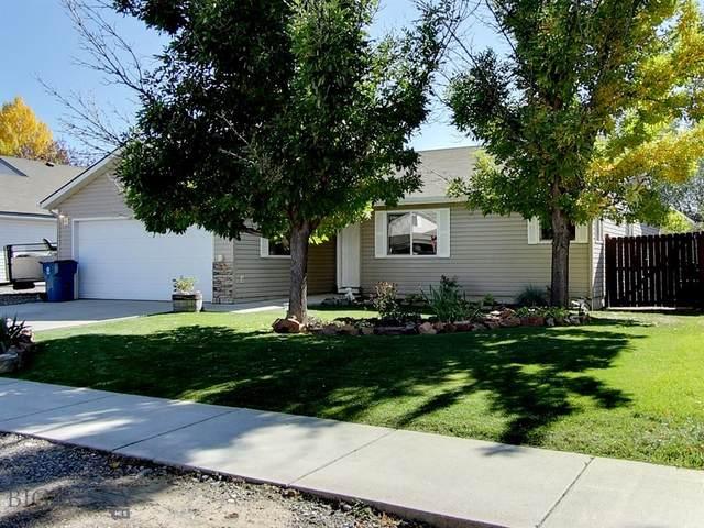 1008 Paisley, Belgrade, MT 59714 (MLS #362766) :: Berkshire Hathaway HomeServices Montana Properties