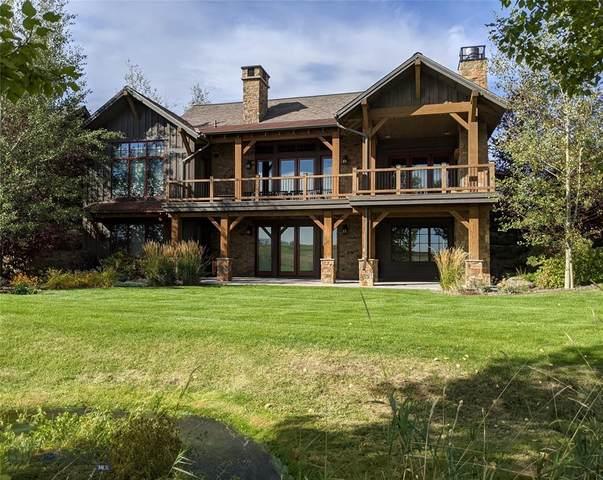 86 Wickwire Way, Bozeman, MT 59718 (MLS #362774) :: Berkshire Hathaway HomeServices Montana Properties