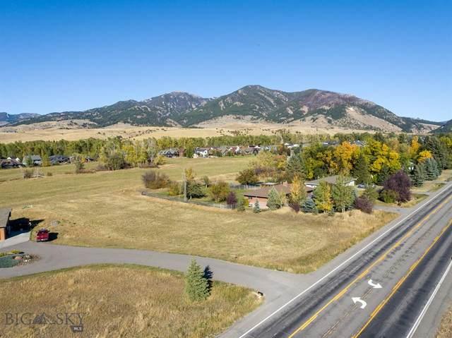 Lots 40 & 41 Bridger Drive, Bozeman, MT 59715 (MLS #362780) :: L&K Real Estate