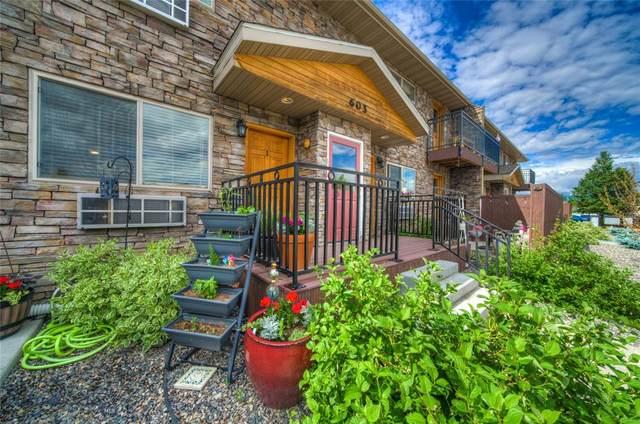 605 N N Street #1, Livingston, MT 59047 (MLS #362787) :: L&K Real Estate