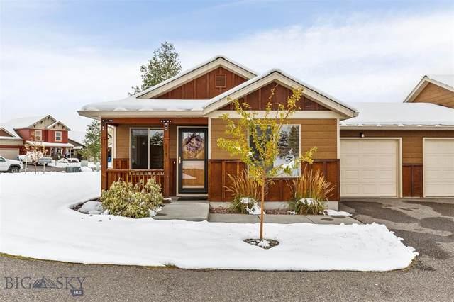 117 Talon Way A, Bozeman, MT 59718 (MLS #362791) :: Berkshire Hathaway HomeServices Montana Properties