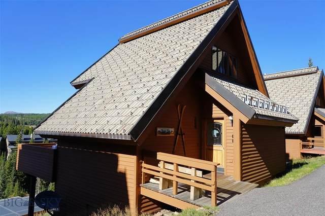 1660 Black Eagle # 1660 #1660, Big Sky, MT 59716 (MLS #362798) :: Hart Real Estate Solutions