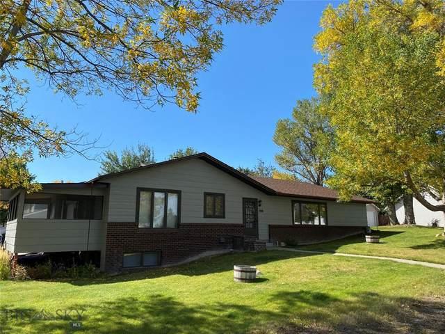 100 W Boulder Ct, Big Timber, MT 59011 (MLS #362808) :: Hart Real Estate Solutions