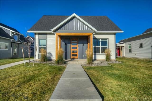 885 Cottonwood Road, Bozeman, MT 59718 (MLS #362829) :: Hart Real Estate Solutions
