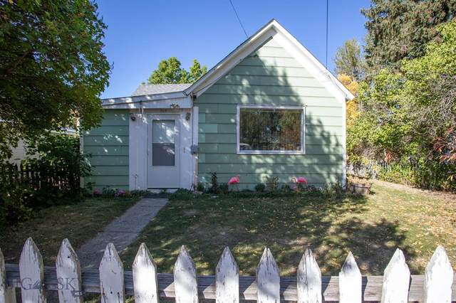 309 E Beall, Bozeman, MT 59715 (MLS #362837) :: Berkshire Hathaway HomeServices Montana Properties