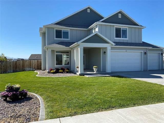 46 Cameron Loop, Bozeman, MT 59718 (MLS #362845) :: Berkshire Hathaway HomeServices Montana Properties