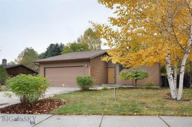 2404 Westridge Drive, Bozeman, MT 59715 (MLS #362851) :: Berkshire Hathaway HomeServices Montana Properties