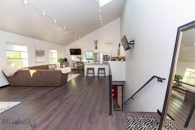 116 N 5th Street #4, Livingston, MT 59047 (MLS #362857) :: Montana Mountain Home, LLC