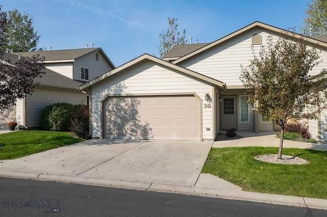 4040 Ravalli Street #98, Bozeman, MT 59718 (MLS #362863) :: Berkshire Hathaway HomeServices Montana Properties