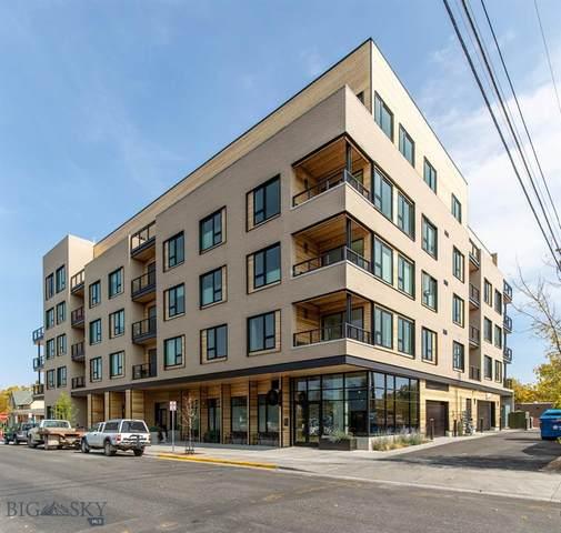116 N Bozeman Avenue #305, Bozeman, MT 59715 (MLS #362874) :: Berkshire Hathaway HomeServices Montana Properties