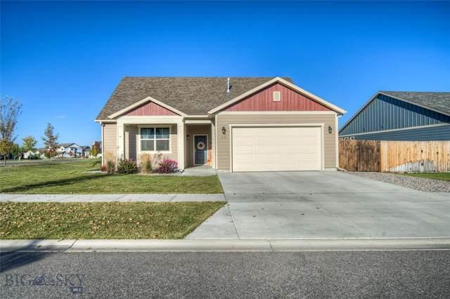 43 Connor Drive, Bozeman, MT 59718 (MLS #362877) :: Montana Mountain Home, LLC
