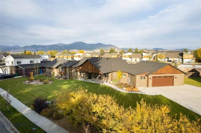 310 Valley Drive, Bozeman, MT 59718 (MLS #362887) :: Montana Mountain Home, LLC
