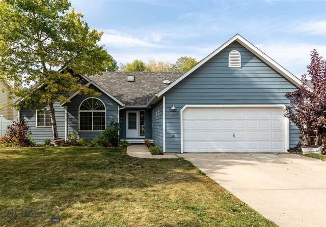 1205 Brentwood, Bozeman, MT 59718 (MLS #362889) :: Montana Mountain Home, LLC