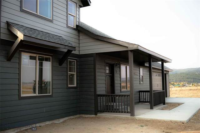 189 Blacktail Canyon Road, Butte, MT 59701 (MLS #362893) :: Montana Mountain Home, LLC