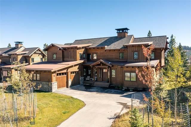 184 Outlook Trail, Highlands #7, Big Sky, MT 59716 (MLS #363920) :: Berkshire Hathaway HomeServices Montana Properties