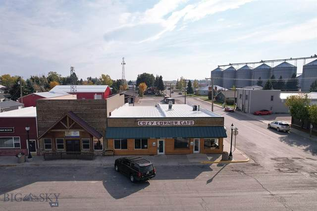 402 Central Avenue, Fairfield, MT 59436 (MLS #363928) :: Berkshire Hathaway HomeServices Montana Properties