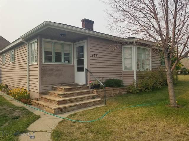 935 S Dakota Street, Butte, MT 59701 (MLS #363931) :: L&K Real Estate