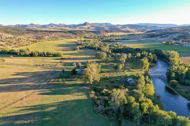 758 Old Boulder, Big Timber, MT 59011 (MLS #363944) :: L&K Real Estate