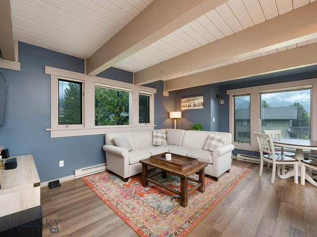 2225 Black Otter #30, Big Sky, MT 59716 (MLS #363945) :: Hart Real Estate Solutions