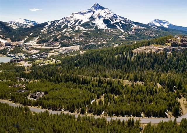 13 Summit View Drive, Big Sky, MT 59716 (MLS #363949) :: Berkshire Hathaway HomeServices Montana Properties