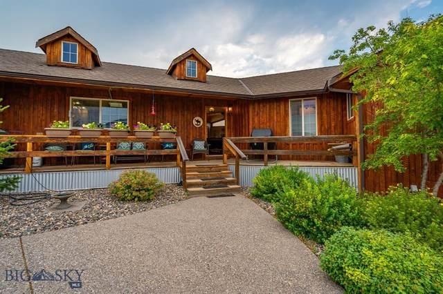 76 W Pine Creek Road, Livingston, MT 59047 (MLS #363950) :: Montana Mountain Home, LLC
