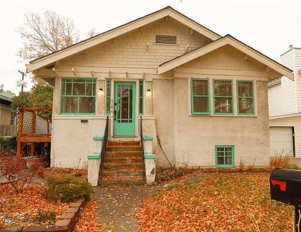 714 W Callender, Livingston, MT 59047 (MLS #363954) :: Berkshire Hathaway HomeServices Montana Properties