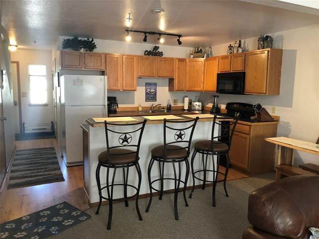 30 Spruce Cone Drive #5, Big Sky, MT 59716 (MLS #363963) :: Berkshire Hathaway HomeServices Montana Properties