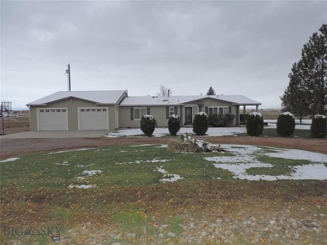 3183 Heeb Road, Manhattan, MT 59741 (MLS #363965) :: Montana Mountain Home, LLC