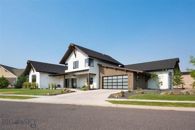 3727 Ellis View Loop, Bozeman, MT 59715 (MLS #363969) :: Montana Home Team