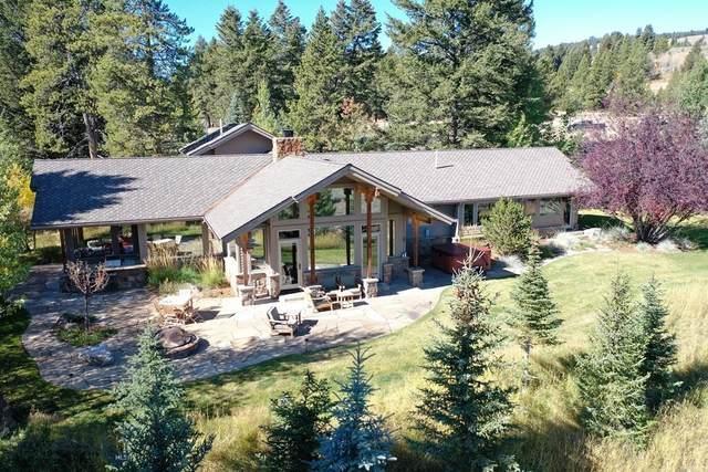 19 Crown Butte Road, Big Sky, MT 59716 (MLS #363970) :: Berkshire Hathaway HomeServices Montana Properties