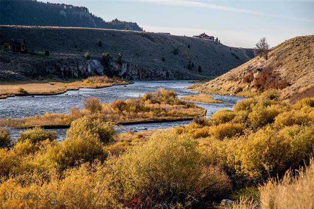 Parcel 4A-2 Uline Bench, Cameron, MT 59720 (MLS #363971) :: Montana Mountain Home, LLC
