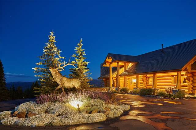 1320 Old Toby Road, Big Sky, MT 59716 (MLS #363978) :: L&K Real Estate