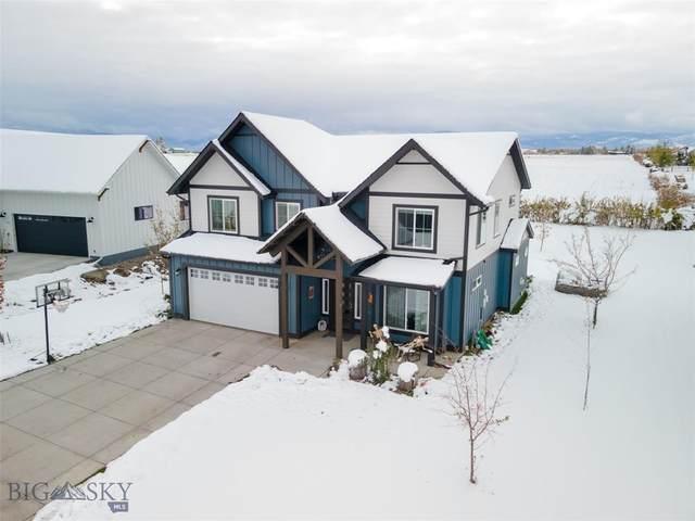 144 Higain Trail, Bozeman, MT 59718 (MLS #364003) :: Montana Mountain Home, LLC