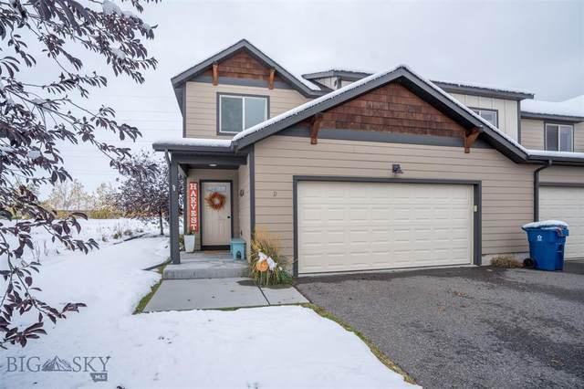 98 Sage Bloom D, Bozeman, MT 59718 (MLS #364004) :: Montana Mountain Home, LLC
