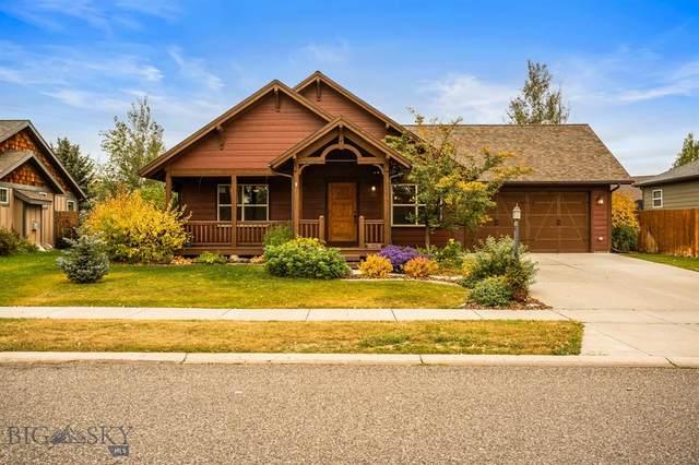 140 Thatch Wood Lane, Bozeman, MT 59718 (MLS #364007) :: Montana Mountain Home, LLC