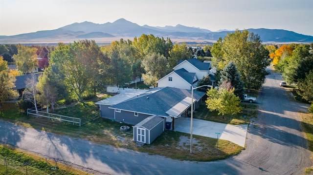 216 Ash Lane, Livingston, MT 59047 (MLS #364011) :: Montana Mountain Home, LLC