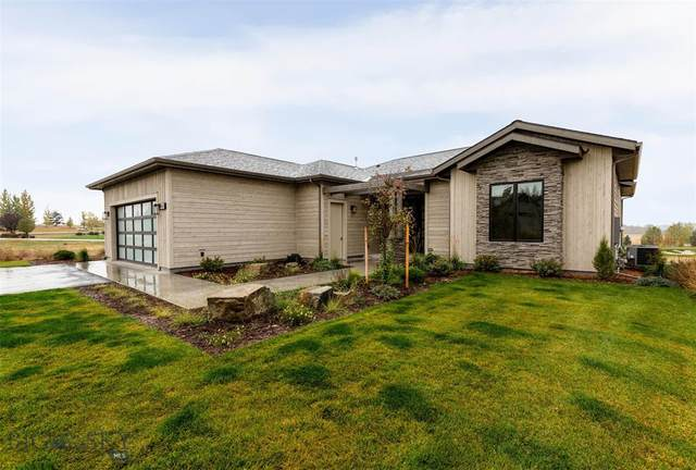 353 Black Bull Trail, Bozeman, MT 59718 (MLS #364017) :: Berkshire Hathaway HomeServices Montana Properties