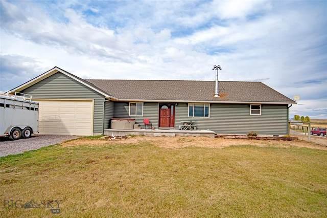 513 Saddle Drive, Dillon, MT 59725 (MLS #364019) :: Berkshire Hathaway HomeServices Montana Properties