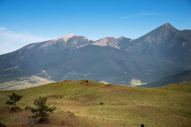 TBD Frontage Road, Livingston, MT 59047 (MLS #364032) :: Montana Mountain Home, LLC