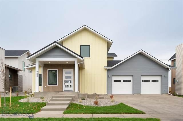 983 Auger Lane, Bozeman, MT 59718 (MLS #364048) :: Berkshire Hathaway HomeServices Montana Properties