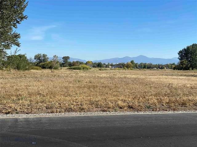 Lot 8 South Riparian Way, Bozeman, MT 59718 (MLS #364067) :: Berkshire Hathaway HomeServices Montana Properties