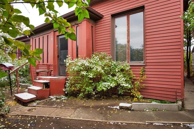 818 Placer Street, Butte, MT 59701 (MLS #364096) :: Montana Mountain Home, LLC