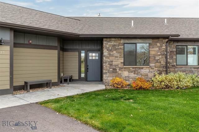 123 Croft Farms Rd, Belgrade, MT 59714 (MLS #364105) :: Montana Life Real Estate