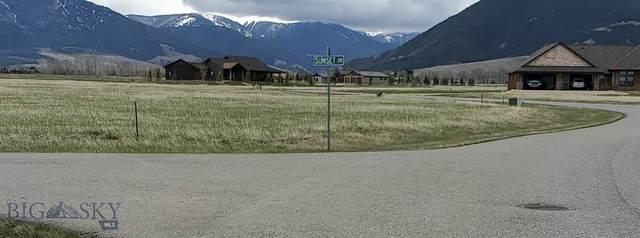 Lot 36 Sunset Drive, Red Lodge, MT 59068 (MLS #364106) :: L&K Real Estate
