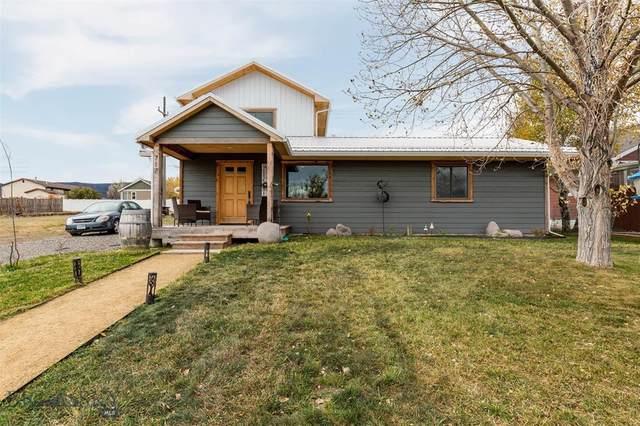 717 N 10th Street, Livingston, MT 59047 (MLS #364112) :: Montana Life Real Estate